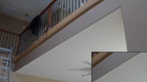 ceiling inset